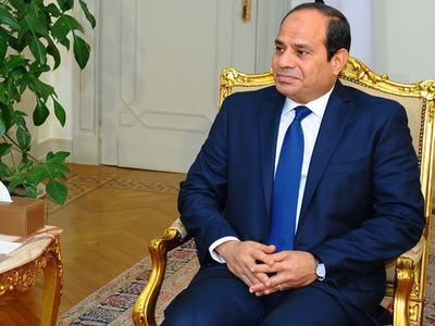 UAE-Israel deal step to Mideast peace: Egypt's Sisi