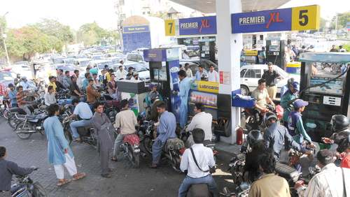 Petrol price: Hoping high demand