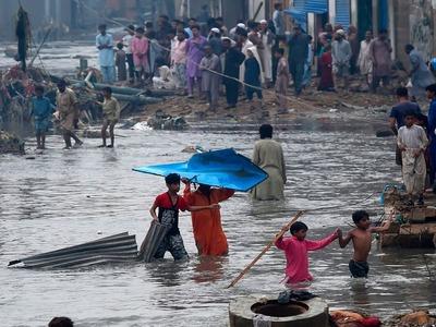 Karachi's big question