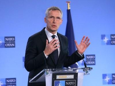 NATO chief condemns 'shocking' Navalny Novichok poisoning