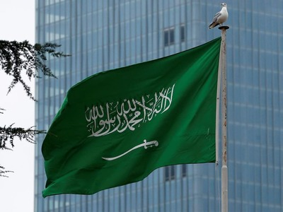 Saudi Arabia allows overflights by UAE services to 'all countries'