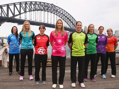 Women's Big Bash League moved to Sydney over Covid-19