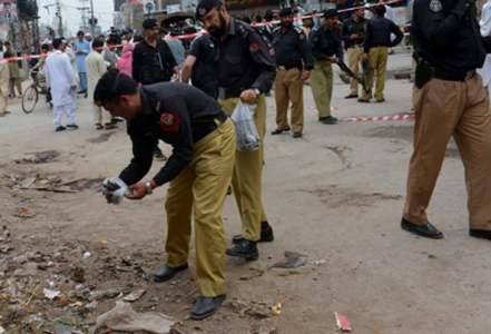 Four hurt in Quetta blast