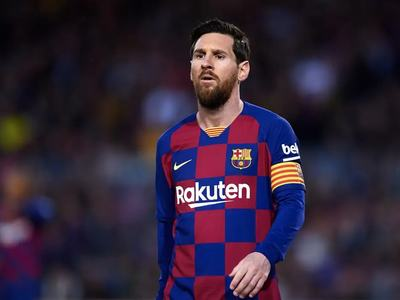 I will stay at Barcelona: Messi