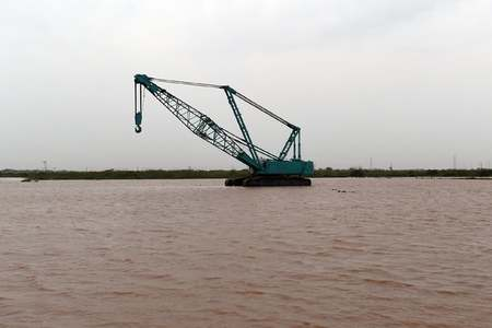 River Indus at Guddu may attain high flood level