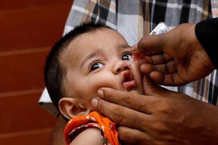 One new polio case takes Balochistan's tally to 18