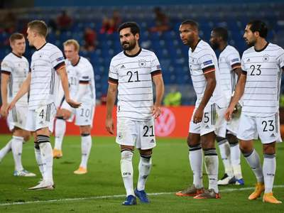 Germany still winless in Nations League after Swiss draw