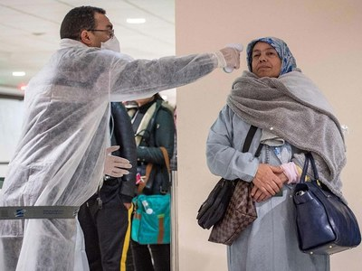 Virus-hit Morocco locks down Casablanca, shuts schools