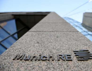 Munich Re sees slowdown in COVID-19-related losses in Q3