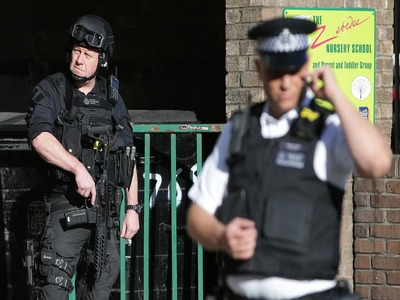 UK police arrest man over Birmingham mass stabbings