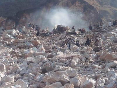 Death toll from KP's Mohmand marble mine incident rises to 17