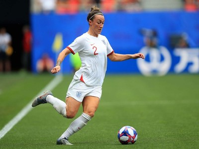 England women's star Lucy Bronze rejoins Man City from Lyon