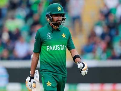 Babar Azam losses top spot in ICC T20I rankings