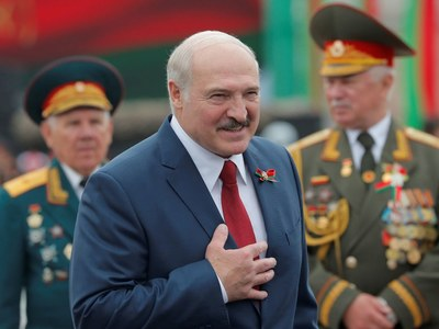 Belarus strongman says could call early presidential elections