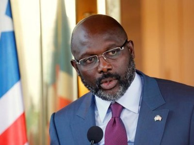 Liberia's Weah urges tougher measures against sex crimes