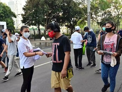 Jakarta to reimpose partial lockdown as virus cases surge