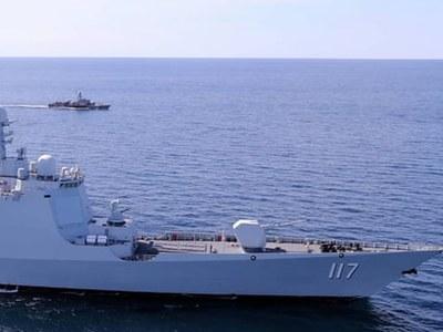 Iran holds naval exercise near sensitive Strait of Hormuz