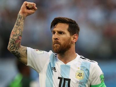 Messi ban over; can play v Ecuador, says AFA president
