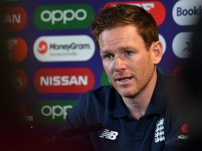 England's Morgan has an eye on World Cup in Australia ODI series