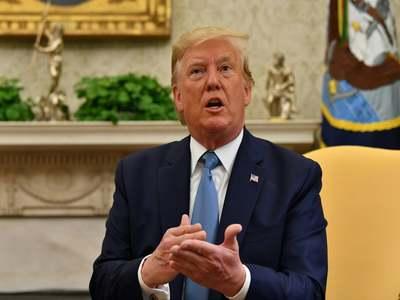 Trump announces Bahrain, Israel 'peace deal'