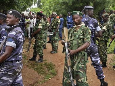 Gunmen kill 6 in Burundi shooting: government official