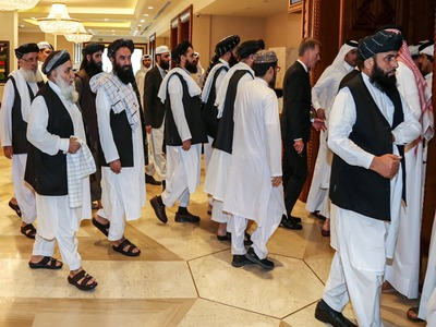 Afghan forces, Taliban continue to clash even as talks start