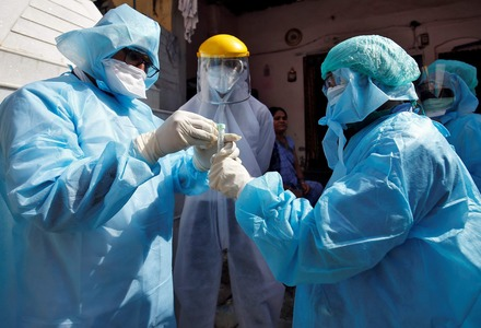 WHO reports record one-day increase in global coronavirus cases