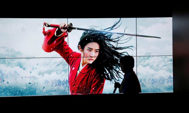 U.S. lawmakers quiz Disney CEO over Mulan's ties to Xinjiang region