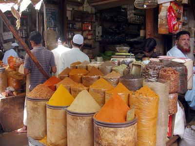 Spices import increase 60.22pc