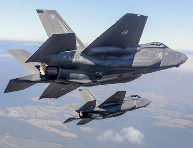 UAE official says Israel accord should dispel doubts over F-35 sale