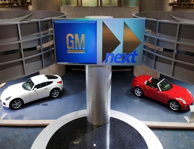 GM exploring 'flying car' market using its Ultium electric battery