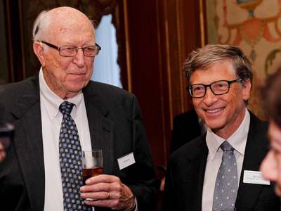 The 'real' Bill Gates passes away in his sleep