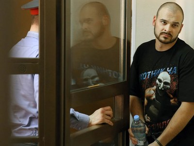 Russia neo-Nazi vigilante 'Hatchet' found dead in jail