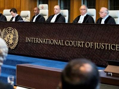 US sanctions 'ruining lives', Iran tells UN court