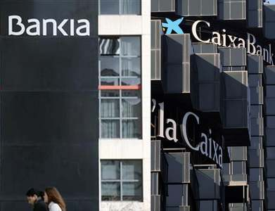 Caixabank/Bankia poised to create Spain's biggest domestic bank