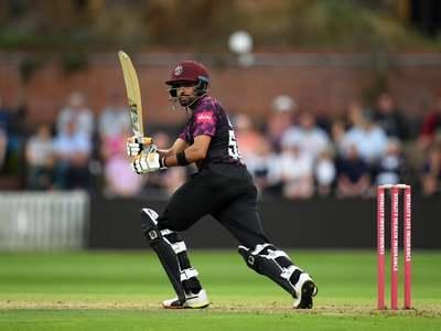Watch: Babar Azam scores sensational ton in T20 Blast