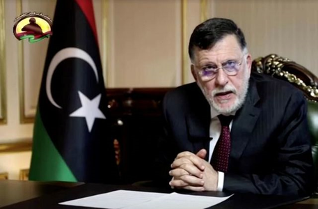 Head of Libya's Tripoli government says he wants to quit