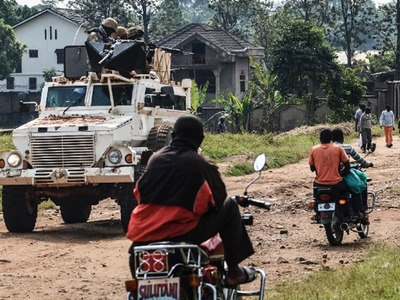 Aid worker killed in DR Congo