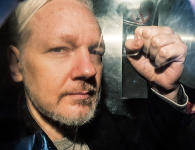 Trump offered to pardon Assange if he provided source for Democratic emails