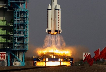 China aims to operate regular space flights by 2045: officials