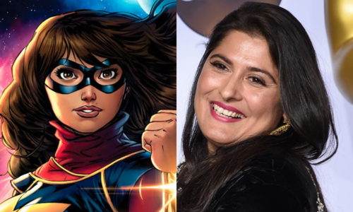 Sharmeen Obaid-Chinoy joins team bringing Ms. Marvel to life for Disney+