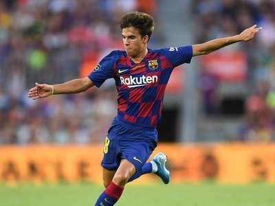Riqui Puig not part of Koeman's plans at Barca
