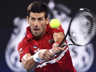 Djokovic made to work before reaching Italian Open semi-finals
