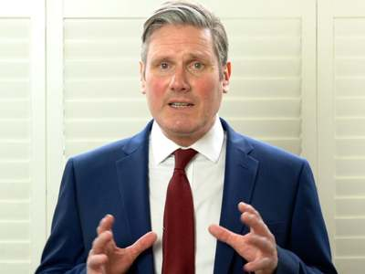 UK's Labour begins virtual bid to regain support
