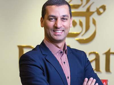 Interview with Mohammad Sarhan, Emirates Vice President Pakistan