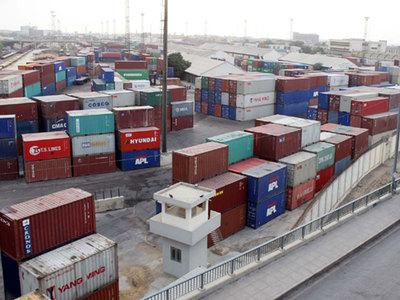 Exports dwindle