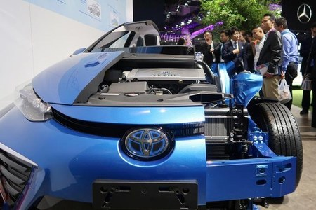 China rolls out fresh policies to boost hydrogen vehicle sales