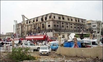 ATC sentences Abdul Rehman, Zubair to death, acquits Rauf Siddiqui in Baldia factory fire case