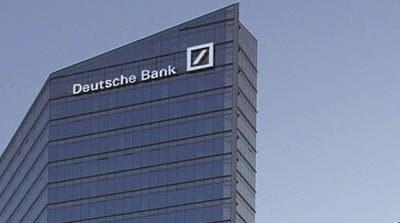 Deutsche Bank to close 20pc of domestic branches in coronavirus shift
