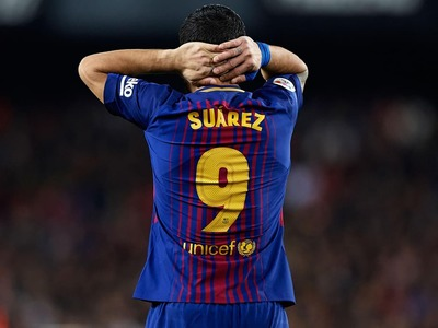 Suarez facing cheating accusations in Italian citizenship exam
